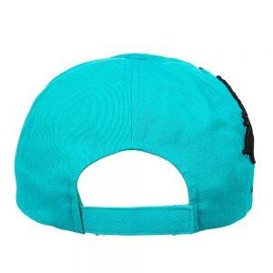 3D Lila Cap Turquoise