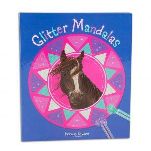 Horse Dreams Glitter Mandala Set
