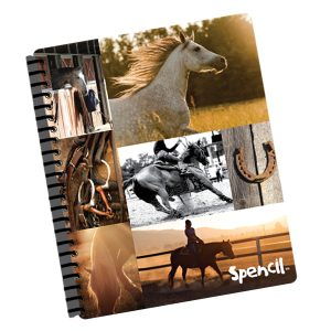 Country Horse Display Book