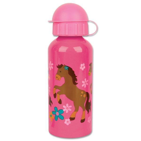 Stephen Joseph Horse Girl Drink Bottle