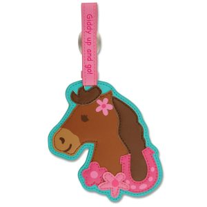 Horse Girl Luggage tag