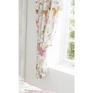 Horse Show Curtains