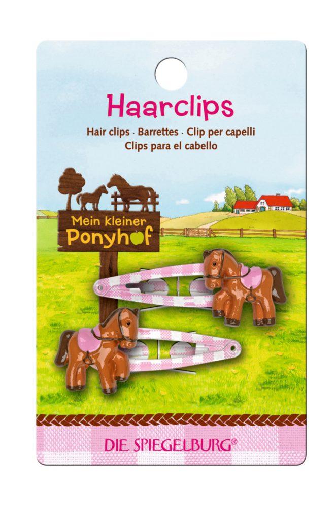 Horse Hair Clips