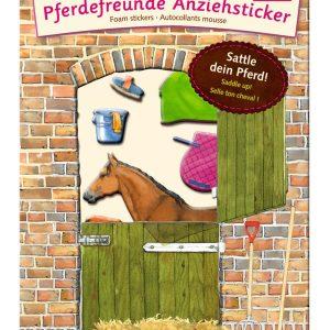 Horse Friends Foam Stickers