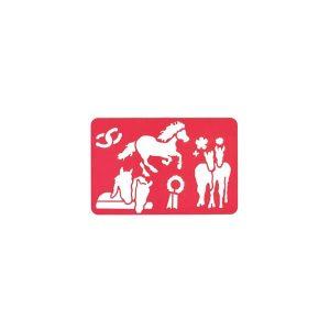 Horse Stencil Set