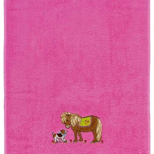 Horse Friends Towel