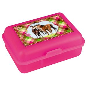 Horse Friends Sandwich Box