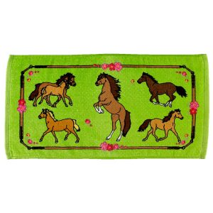 Horse Collection Magic Towel