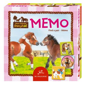 Find a Pair Horse Game