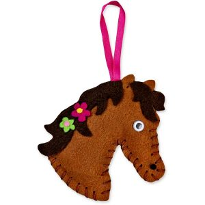Horse Friends Sewing Kit