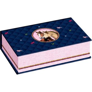 Horse Friends Jewellery Box