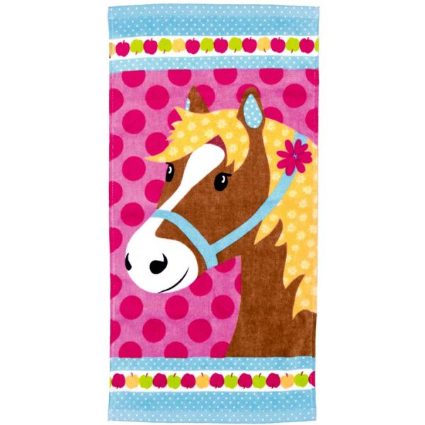 Horse Friends Magic Towel