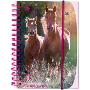 Horse Friends Notebook