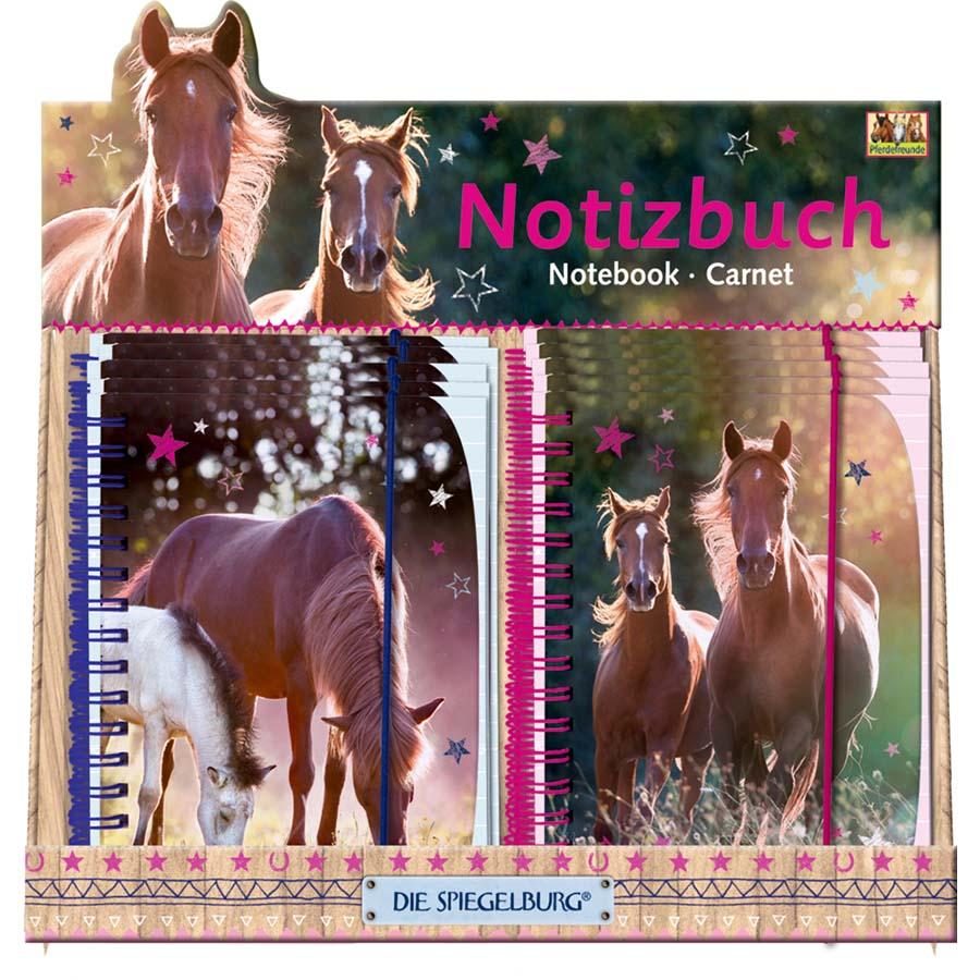 Horse Friends Notebook
