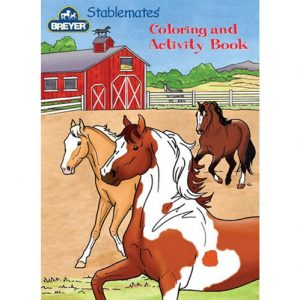 Breyer Stablemates Activity Book