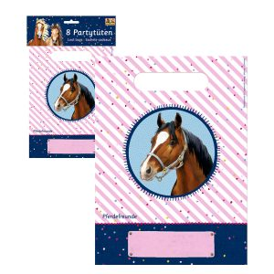 Horse Friends Party Bags