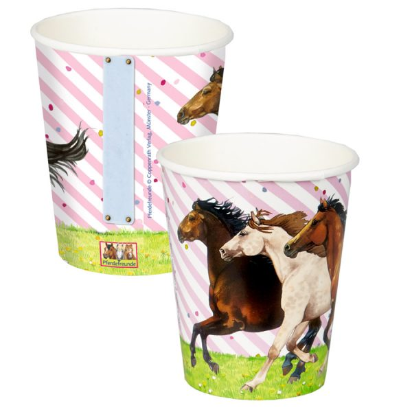 Horse Friends Party Cups