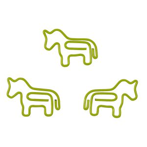 Horse Paper Clips