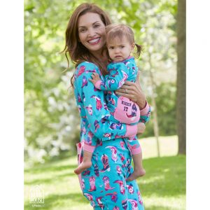 Cowgirl Boot Union Suit Infant