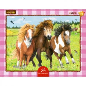 Happy Pony Gang Puzzle