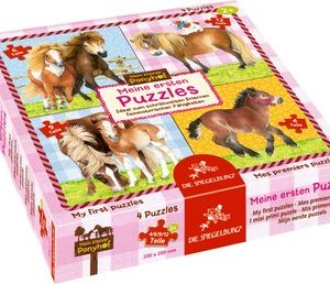 My First Pony Puzzle