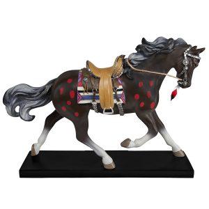 Trail of Painted Ponies navajo Chief