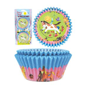 Pony Pals Cupcake Cases