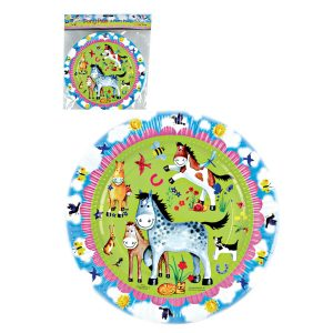 Pony Pals Party Plates