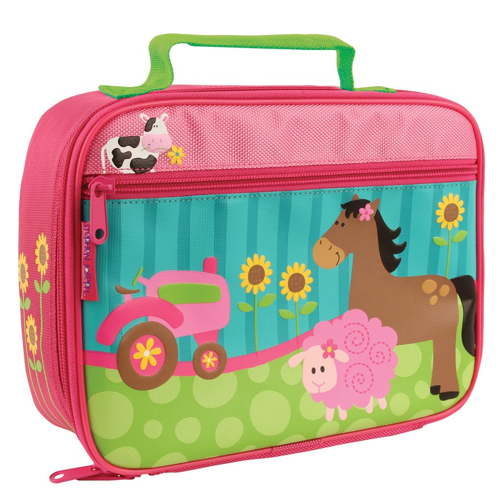 Stephen Joseph Farm Girl Lunch Box