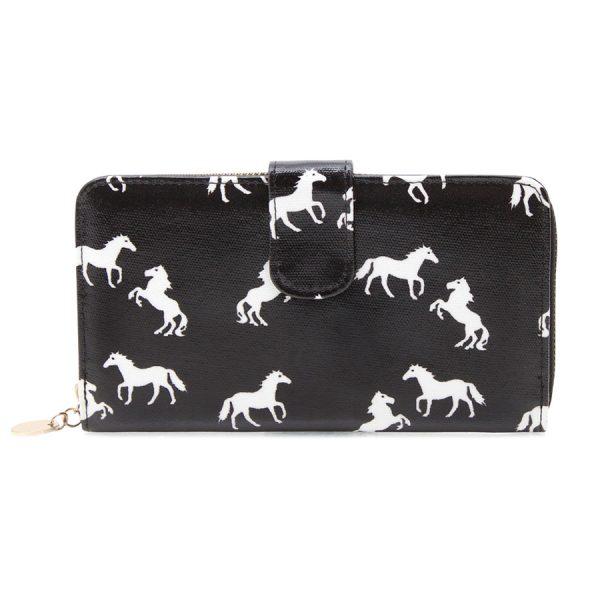 Black Horse Wallet