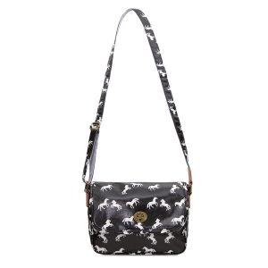 Small Horse Handbag Black