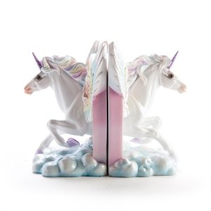 Unicorn Bookends