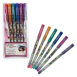 horse dreams gel pen set