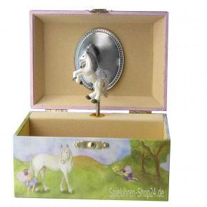 Horse Fairy Music Box