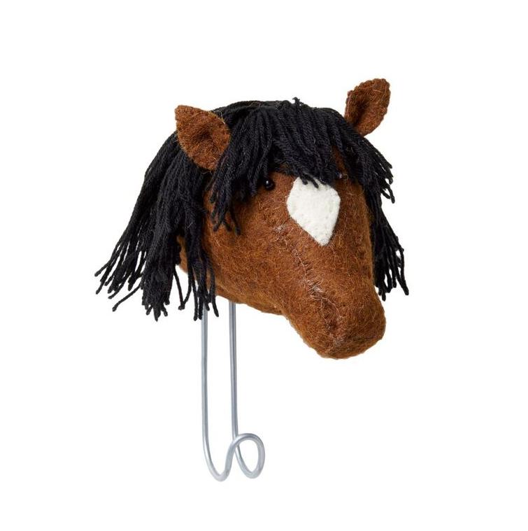 Fiona Walker Single Horse Head Horse