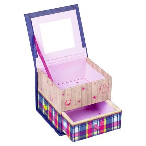 Horse Friends Small Jewellery Box