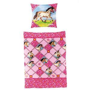 Horse Friends 100% Cotton Bed Set