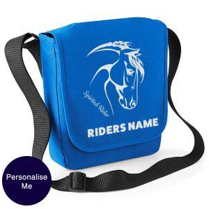 Spirited Rider Reporter Bag
