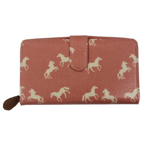 Pink Horse Wallet
