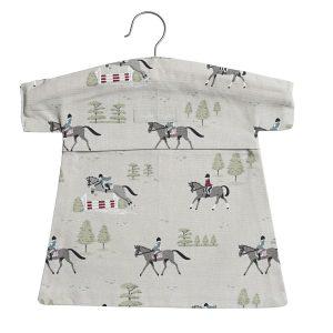Horses Peg Bag