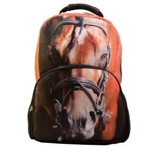 Horse Head Felt Bag