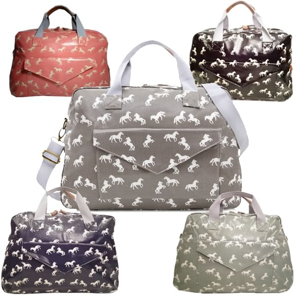 fd247ff1e0 Horse Travel Bag - range of colours - Filly and Co Horse Gifts