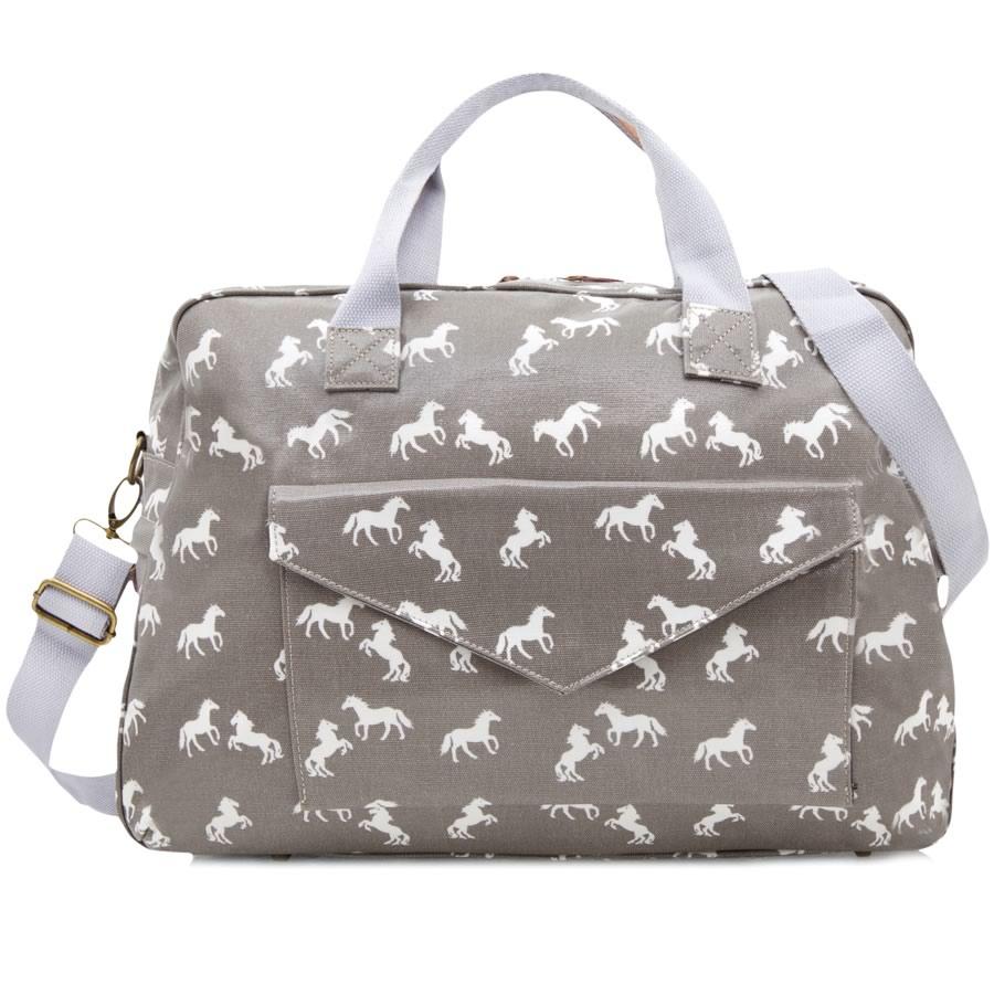 Horse Duffel & Travel Bags