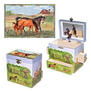 Horse Jewellery Boxes