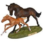 Trail of Painted ponies born to run front