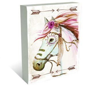 Pony design block