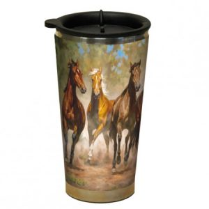 Horse Mugs and Travel Mugs