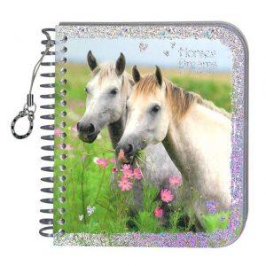 Horses Dreams Spiral Notebook