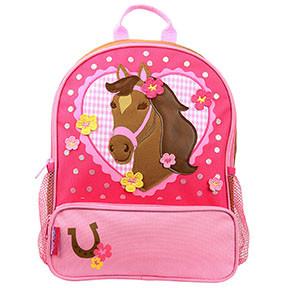 western horse backpack