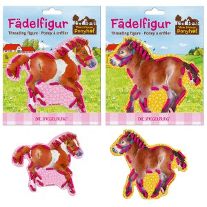 Horse Threading Figures